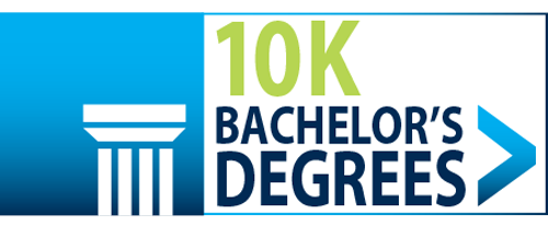 10K Bachelor's Degrees