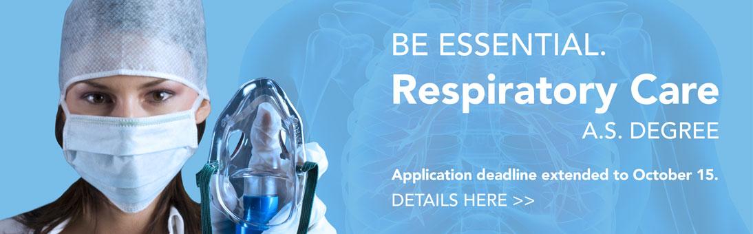 Respiratory Care degree