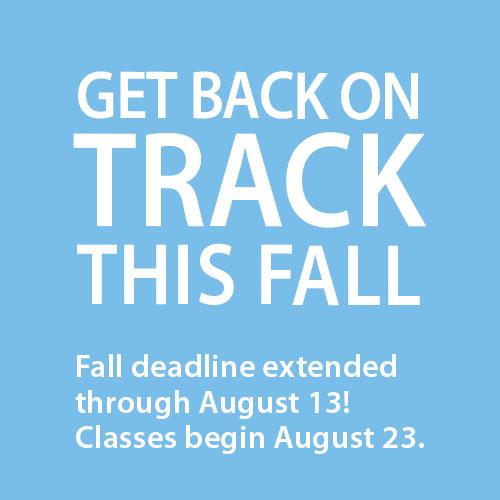 Fall classes begin in Auguast