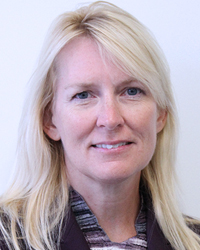 Instructor Deborah McCarley