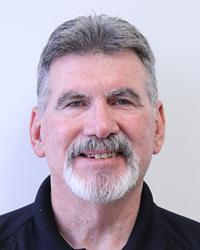 Instructor Randy McCllough