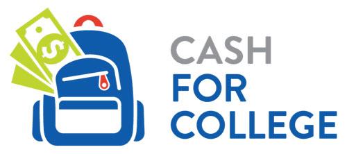 Cash for College logo