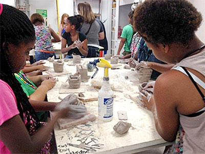 CROP Ceramics Workshop