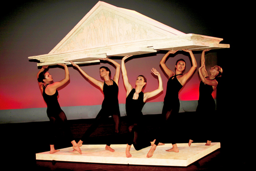 FloArts dance students