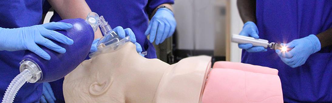 respiratory care students