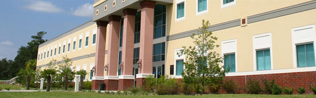 health science building