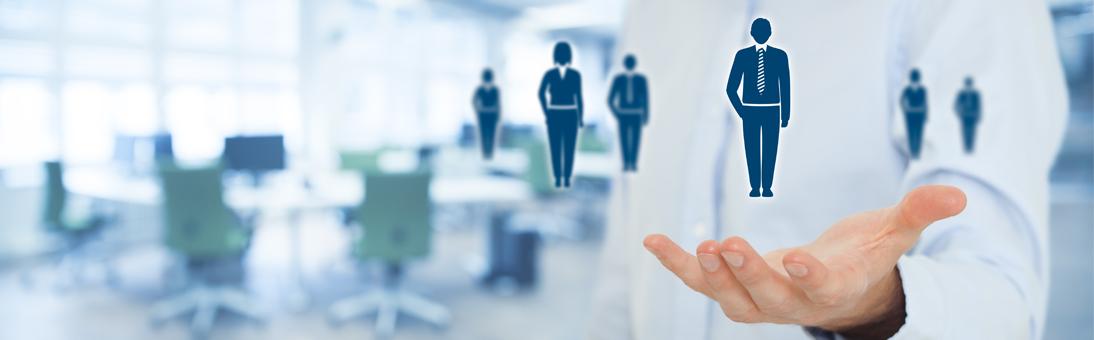 business employee illustration