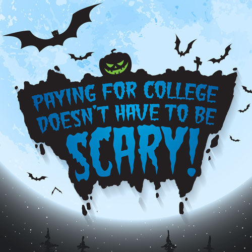 Paying for College, doesn't have to be scary