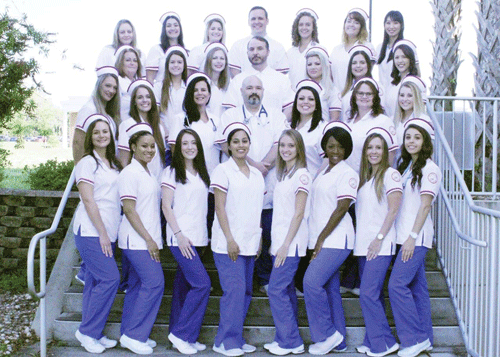 Orange Park Nursing group