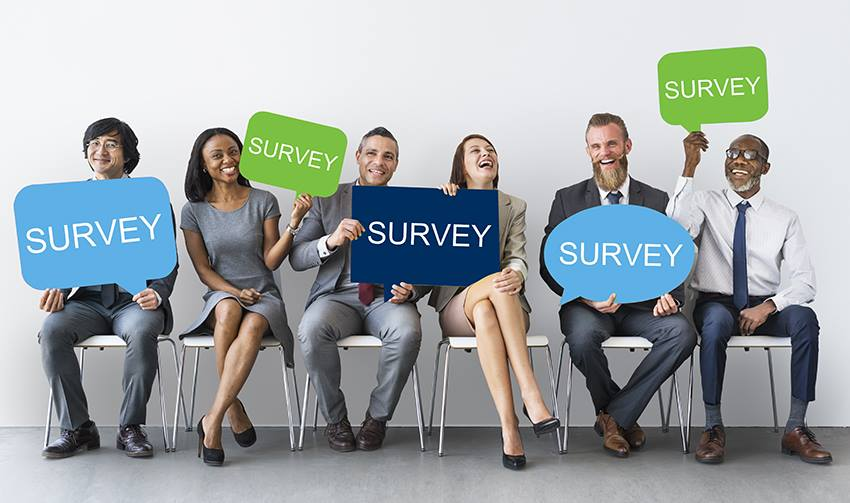 survey students