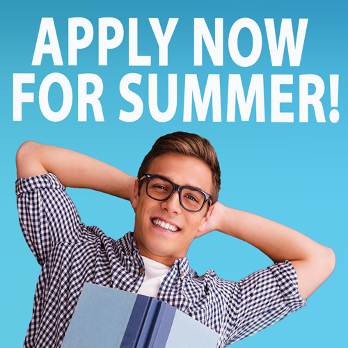 apply for summer