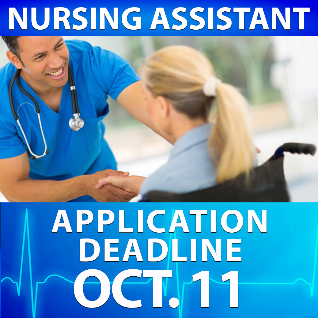 apply now for nursing assistant