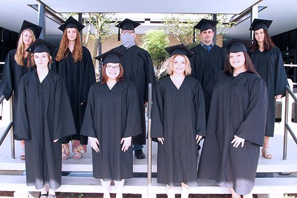 Adult Education graduation
