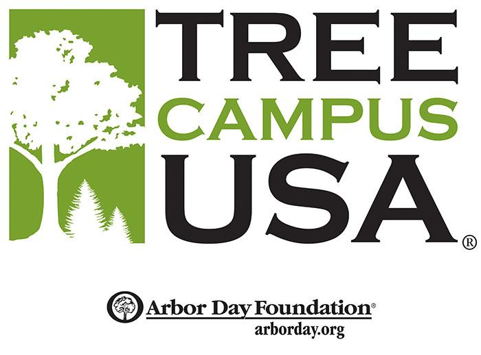 Tree Campus sign