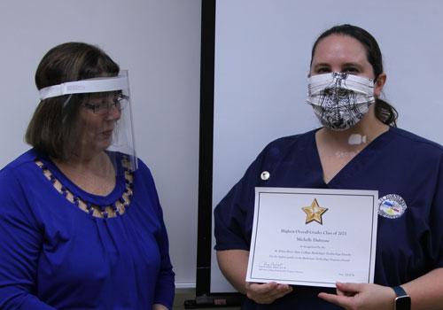 radiology pinning event