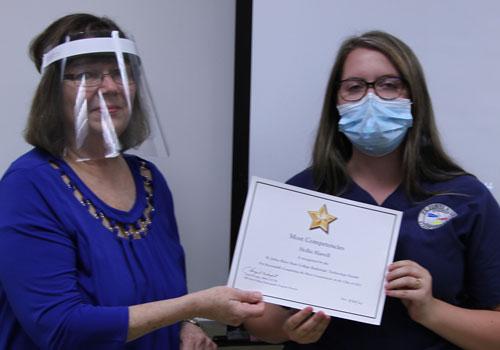 radiology pinning graduates