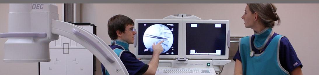 Radiologic photo