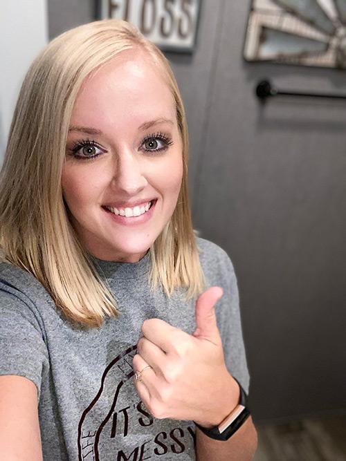 Katelyn student spotlight
